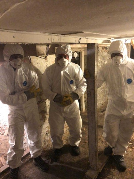 Damp-Proofing the Cellar